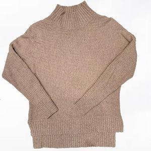🦋(3 for $20) LOFT Brown Soft Knit Wool Turtleneck